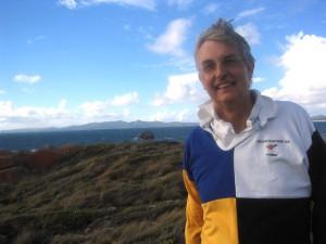 John in Tasmania